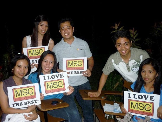 Welove MSC!