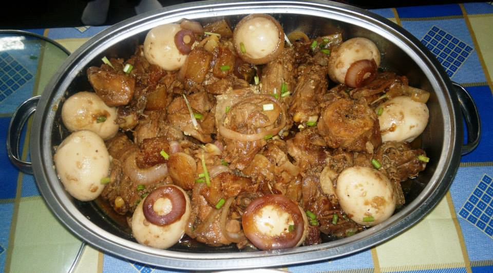 Adobo is sometimes considered as the unofficial national dish of the Philippines