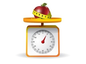 Kilos to pounds scale