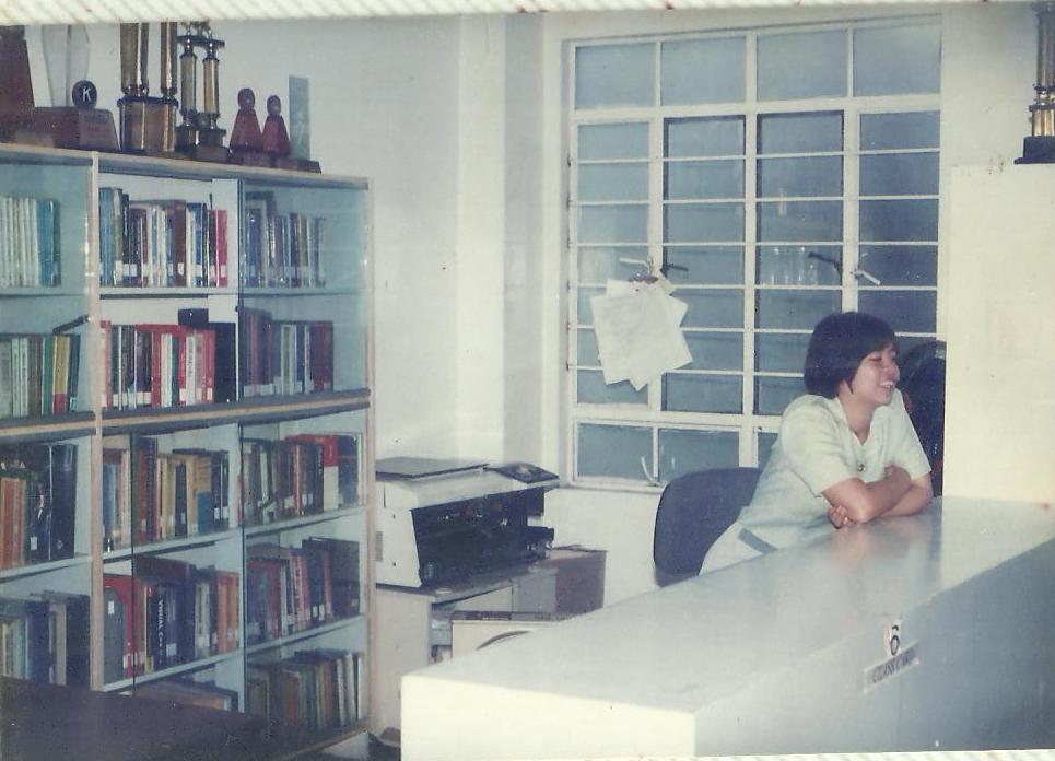 MSC La Suerte library 2