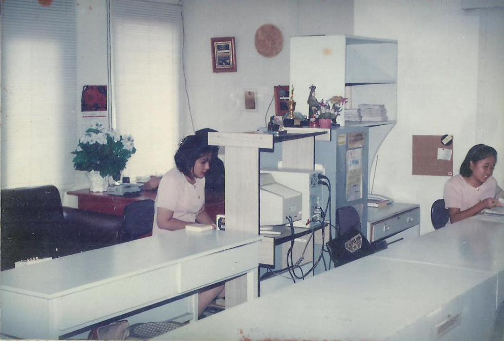 msc La Suerte office 2