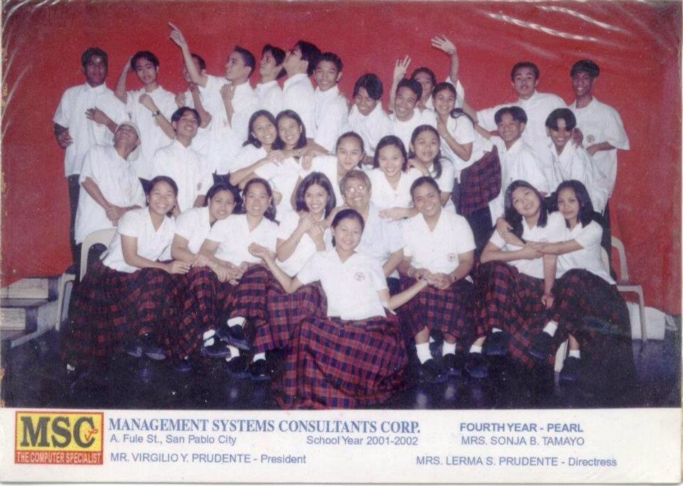 MSC HSclass 2002 1
