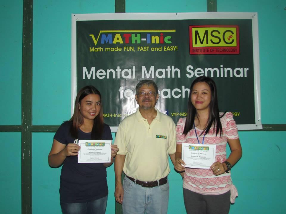 San Vicente teachers
